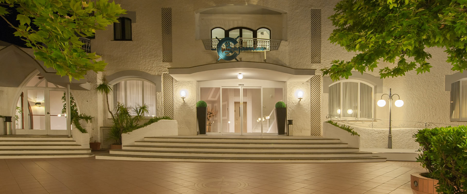 Hotel Bajamar Ingresso